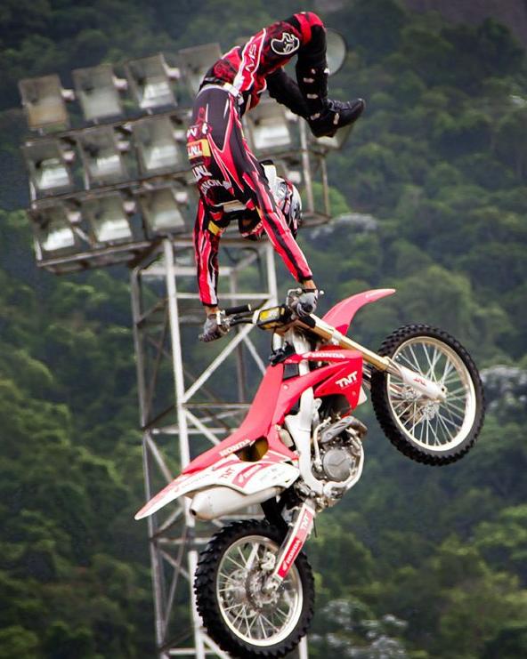 Copa de Motocross Freestyle Hípica