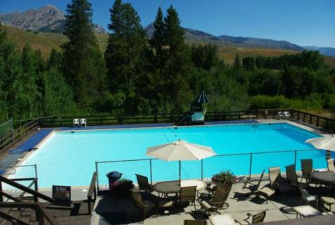 Easley pool