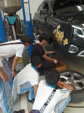 Mercedes Benz Work Experience1.JPG