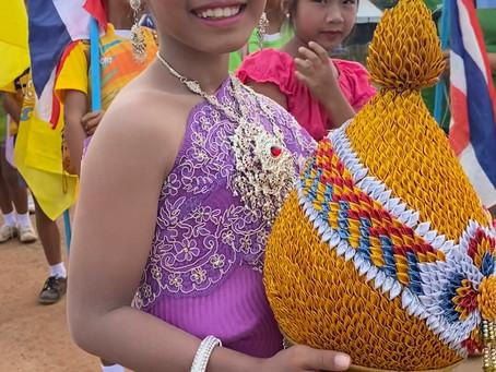 Ruam Pattana Sports Day and Village Procession
