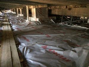 Утепление чердака панельного дома Кемерово капитальный ремонт Утепление коммуникаций