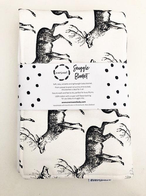 Stag Snuggle Blanket