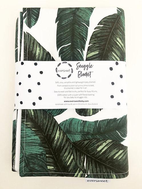 Palm Snuggle Blanket