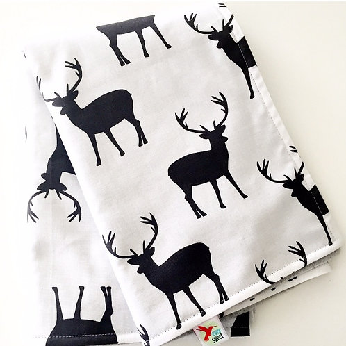 Stag Snuggle Blanket