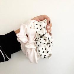 Organic cotton topknot cuteness 🎀