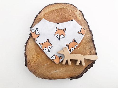 Fox Dribble Bib