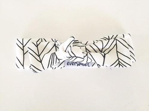 Featherland Topknot