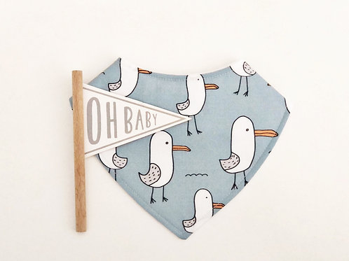 Seagull Dribble Bib
