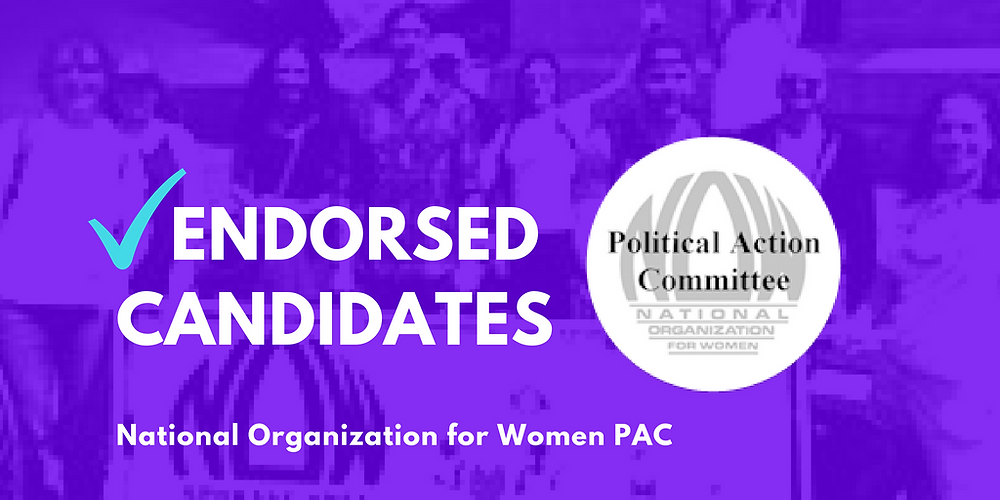 NOW PAC Endorsed Candidates
