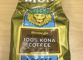 Lion 100% Kona coffee