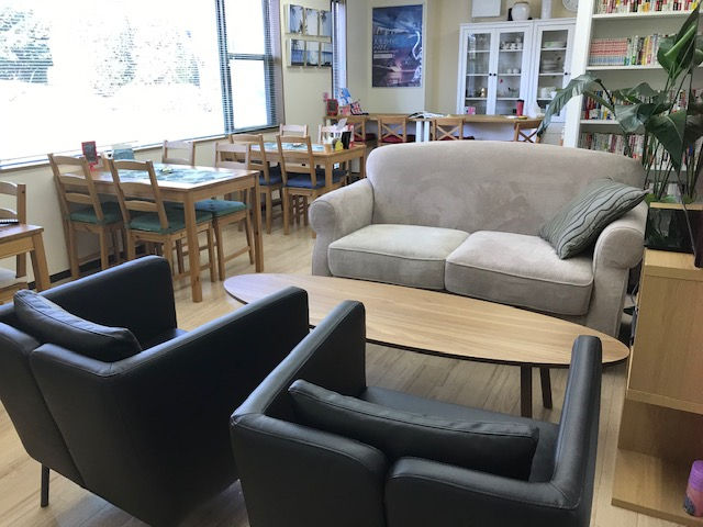 ■ Cafe Event Space drop-in