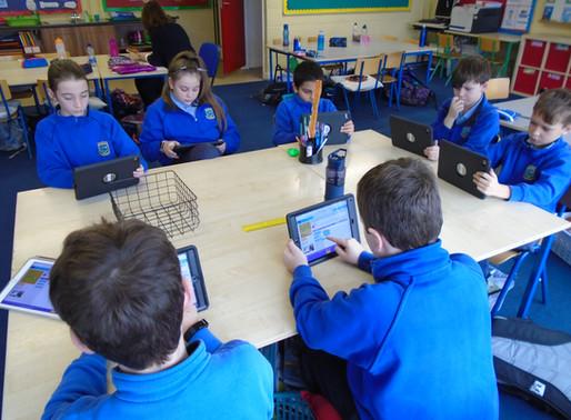 STEM & Coding in Rang a 4