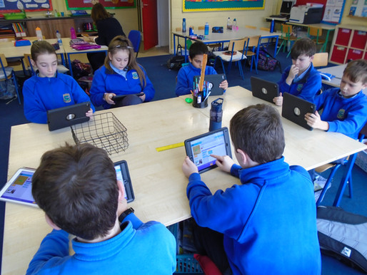 STEM & Coding in Rang a 4