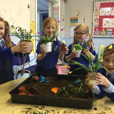 Junior Gardeners