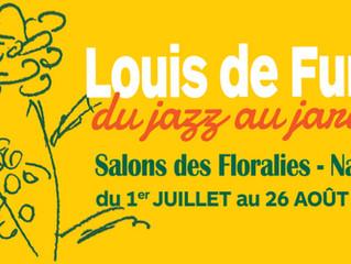 Museum Louis de Funès in de zomer terug als tijdelijke expositie in Nantes