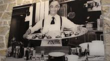 Culinair genieten onder het toeziend oog van Louis de Funès