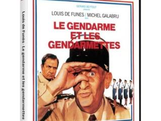 Gehele Gendarme serie op DVD verkrijgbaar