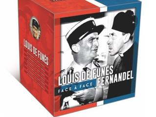 Louis de Funès & Fernandel DVD-box!