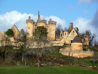 Sur la route Le Tatoué (deel 1) - Chateau Le Paluel