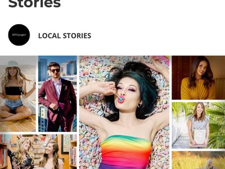Meet Jesse DiLillo - SD Voyager Magazine San Diego's Most Inspiring Stories