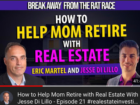 Podcast: Break Away From The Rat Race - Interview With Jesse DiLillo