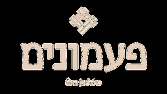 pamonim judaica embrodery
