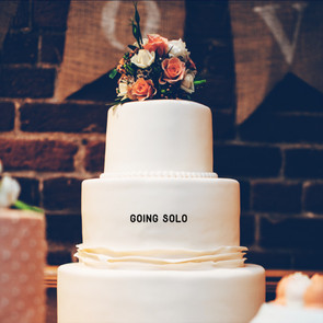 Going solo - Tips for surviving the wedding season minus a plus one...