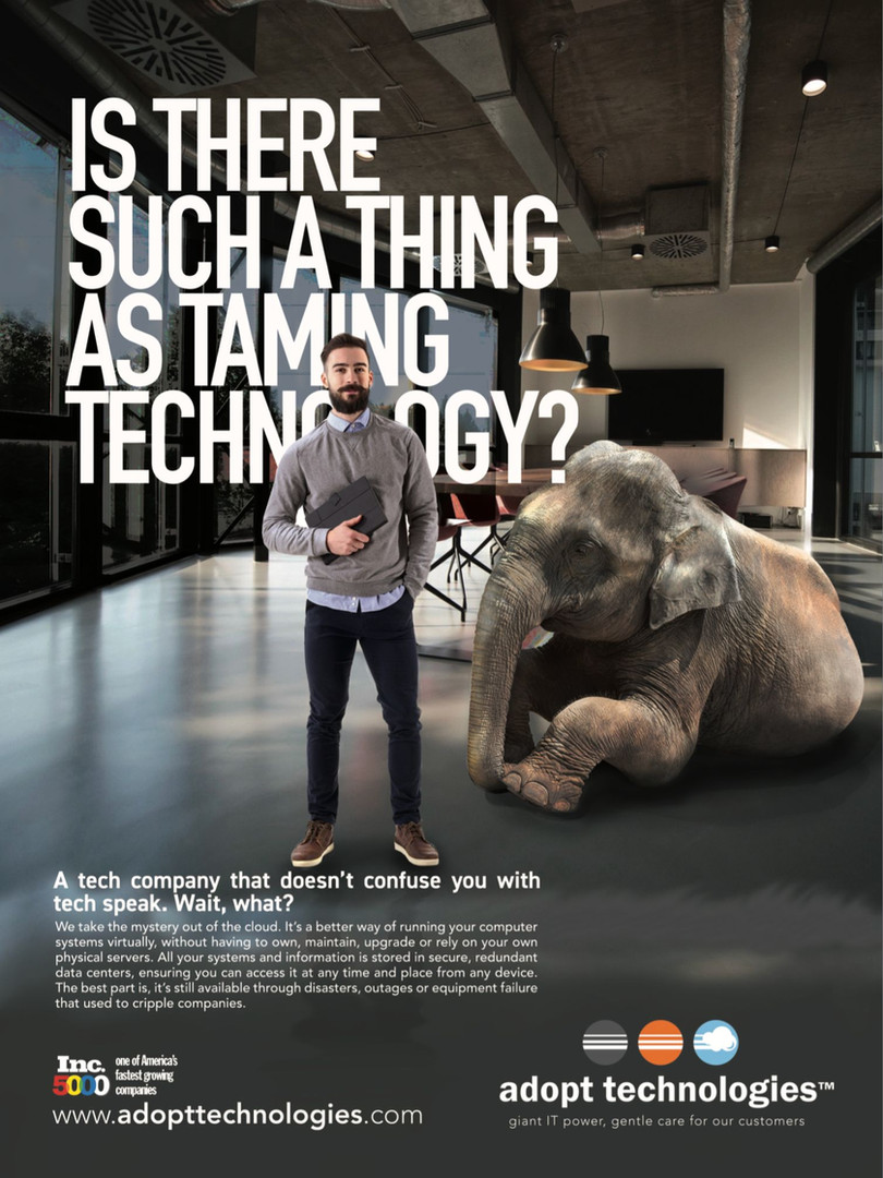 Tame Technology?