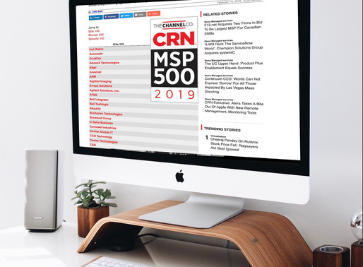 Adopt Makes CRN Pioneer 250