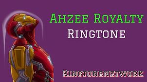 Ahzee Royalty Ringtone   Ahzee Wings Bass Boosted Ringtone   Attitude Ringtone   Ringtone Network