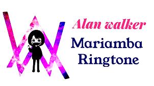 Alan Walker Spectre Crystal Edition Instrumental Ringtone Download | Spectre  Marimba Edition | Ringtone Network
