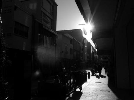 元町は今、2℃です
