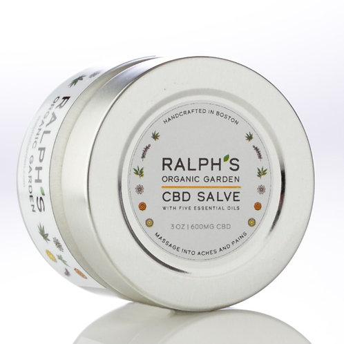 Ralph's CBD Salve - 3oz