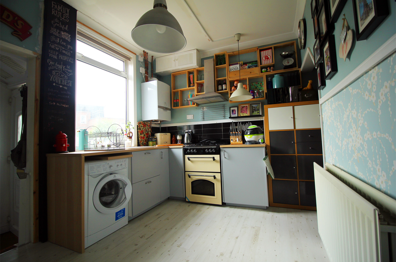 Kitchen, Cooking area