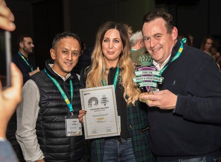 Winners of 'The Innovation Award 2019'