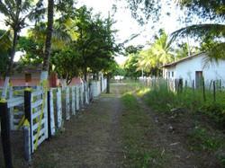 Rua para a praia