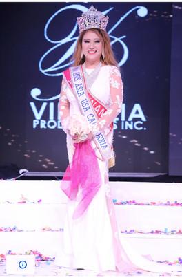 Mrs. Asia USA California