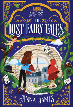 The Lost Fairy Tales by Anna James