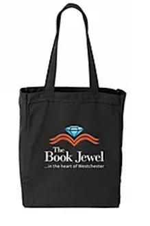 Book Jewel Tote Bag