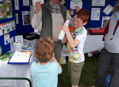Fun was had by all - Anning Road Fete 2018