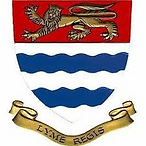 lyme regis town council logo