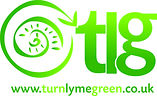 turn lyme green logo
