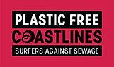 plastic free coastlines logo