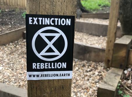 Rob's Blog: Extinction Rebellion
