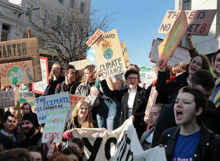 Rob's Blog: Schools Out for Climate