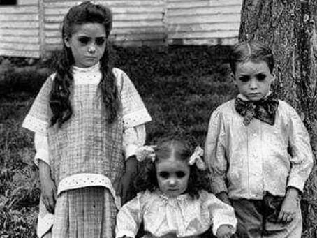 84 - Black Eyed Children