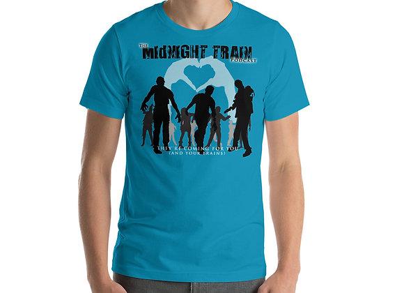 Zombie Short-Sleeve Unisex T-Shirt