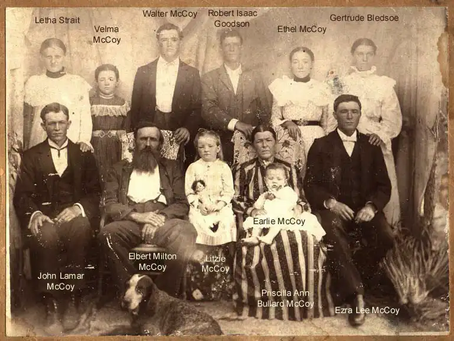 82 - Hatfields & McCoys New Years Massacre