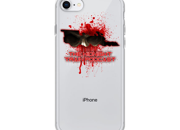 Bloody Train iPhone Case