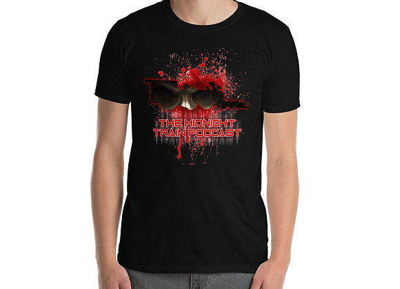 Bloody Train Unisex T-Shirt
